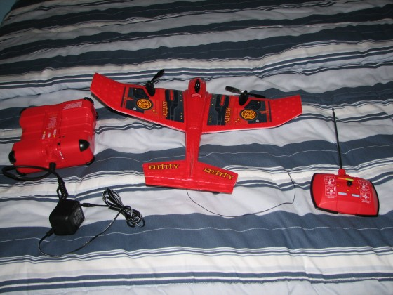 My RC Airplane